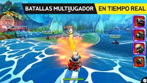 Battle Bay: Juego batallas 5v5