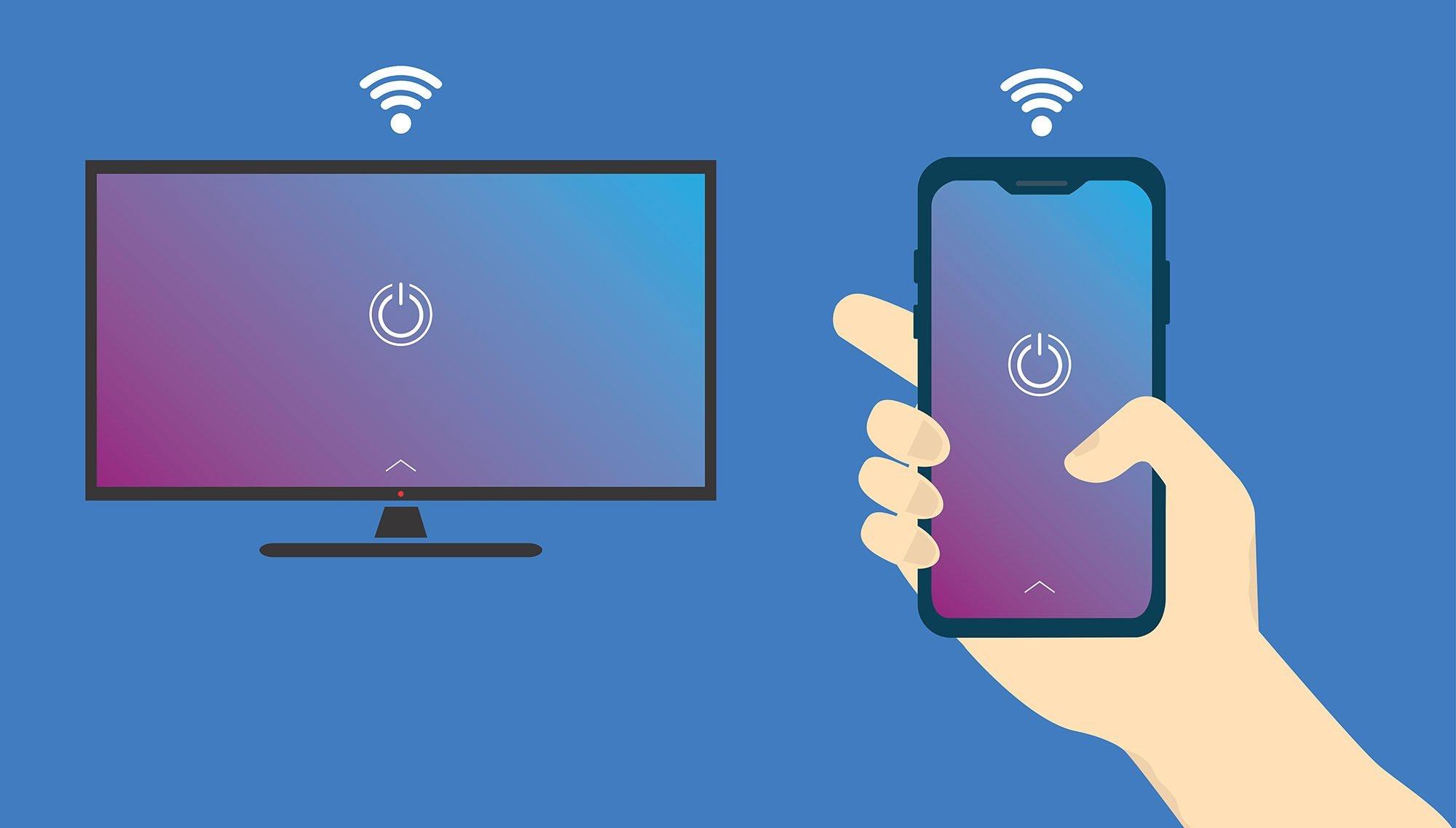 Como conectar el celular al TV